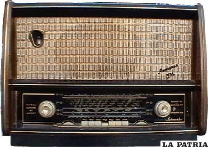 La radio en bolivia - Fotos radios antiguas ...
