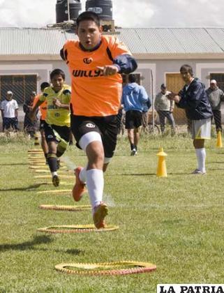 Carlos Vargas, es la carta de gol del nuevo San José que hoy debuta ante Aurora