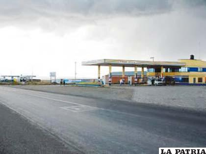 Autoridades detectaron irregularidades en surtidores en la carretera al Desaguadero. Hay sanciones