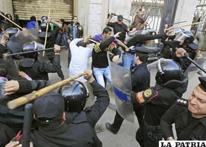 La fragmentada oposición egipcia dio pasos decisivos para prepararse ante un eventual cambio de régimen
