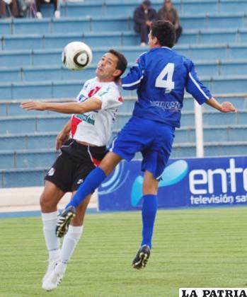Cotejo que Nacional Potosí venció a San José 3-0