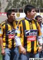 Luis Méndez es otro de los refuerzos de The Strongest
