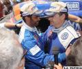 Con el Dakar en el bolsillo, Al Attiyah piensa en Juegos de Londres 2012