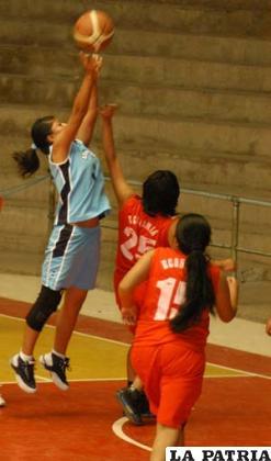 Jornadas finales del basquetbol juvenil