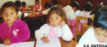 El inicio de la actividad escolar necesita del respaldo de los padres