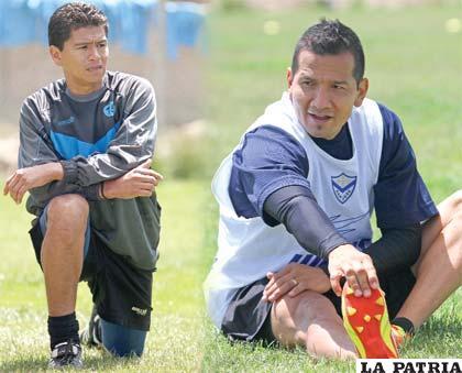 """Saucedo y Salinas serán habilitados en el equipo """"santo"""""""