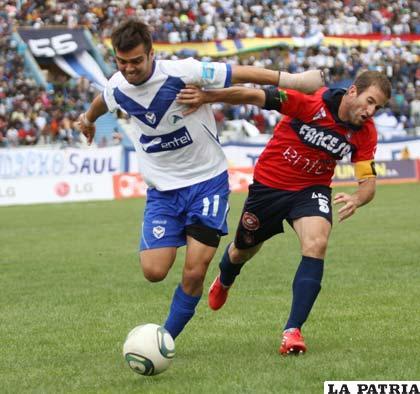 Luiz Carlos Vieira estará en el once principal