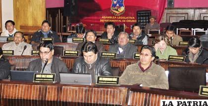 Asambleístas se vieron limitados en temas de fiscalización