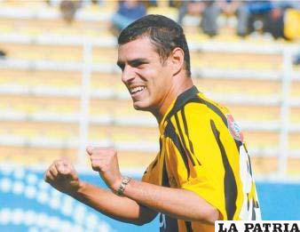 Pablo Vázquez es tentado por San José (foto: APG)