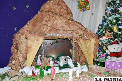 En la actualidad los villancicos se cantan para el Niño Jesús