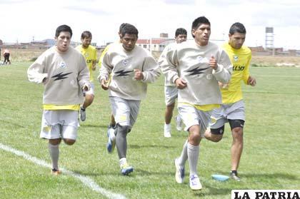 San José se prepara con todo para el debut liguero
