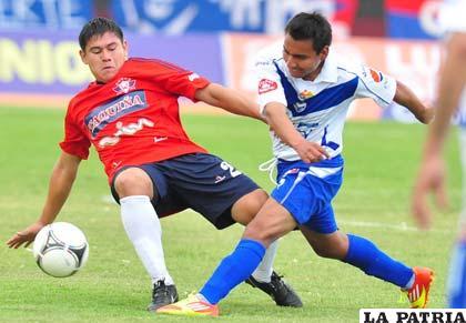 Mario Ovando, de San José, será titular esta tarde (foto: APG)