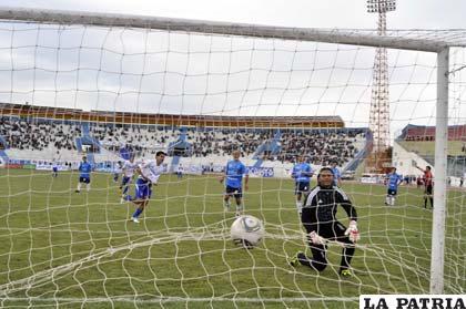 La última vez que jugaron en Oruro, San José venció 4-0