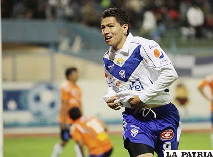 Saucedo anotó el primero para San José