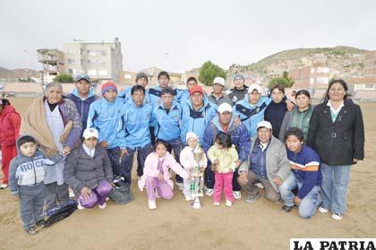 La representación de Oruro quedó en el tercer lugar