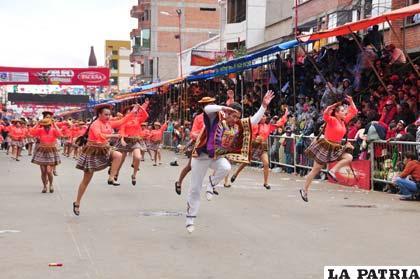 Antawara necesita ayuda para participar en el Carnaval 2013