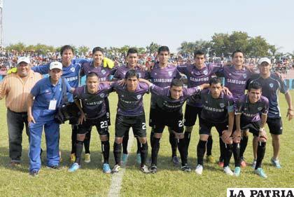 El equipo de Bolívar jugará frente a Sao Paulo