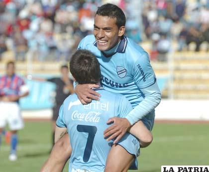 Bolívar confía en su goleador William Ferreira