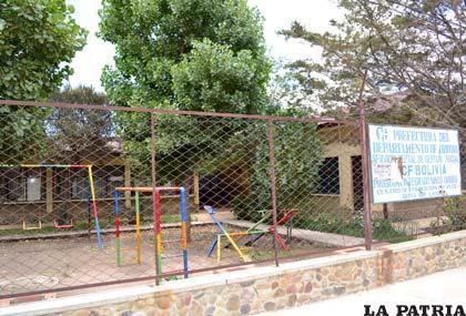 """Centro de Acogida """"Gota de Leche"""""""