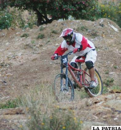 ciclismo de ascenso una interesante actividad que se cumplira hoy de