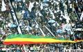 Hinchas argentinos irrespetan al pueblo boliviano y a su Bandera