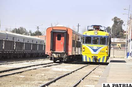 Reversión de ferrocarriles al Estado podría eliminar monopolio de empresas de transporte interdepartamental