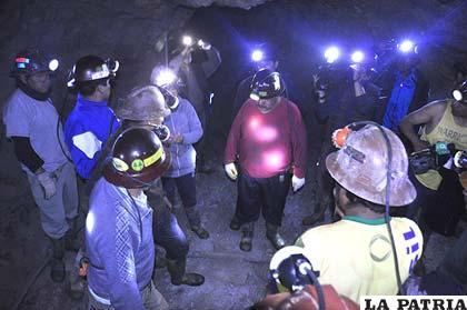Hasta la fecha no se logran consensos para poder promulgar la ley minera