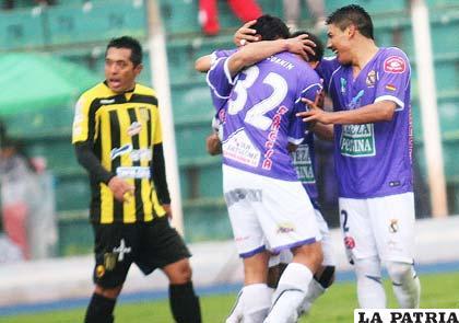Real Potosí quiere sorprender en Oruro