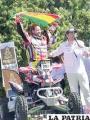 Bolivianos arrancan con  buen pie en el Rally Dakar