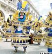 Morenada Central Oruro lista para el Carnaval 2014