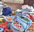 Algunos alimentos en el mercado local subieron de precio