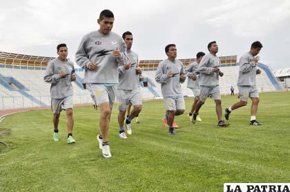 El entrenamiento estará centrado en la parte física