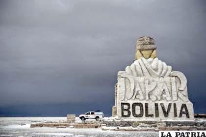 El Dakar ingresa a Bolivia
