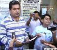 Mart?n Belaunde, exasesor del presidente peruano Humala y su pedido de refugio a Bolivia