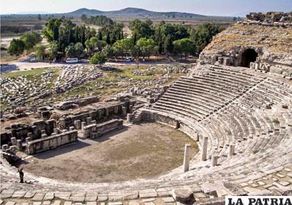 Teatro de Miletos Turquía