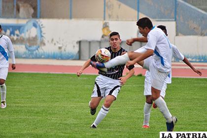 Oruro se dejó sorprender en el último minuto