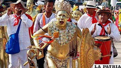El Carnaval de Barranquilla es la fiesta popular más importante del Caribe colombiano
