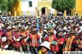 Conflicto movilizó a todo el pueblo de Caracollo