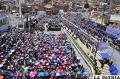 Presidente Morales se mostró  orgulloso por el Festival de Bandas
