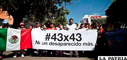 La tragedia de los estudiantes mexicanos llega al cine