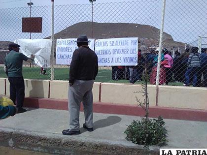 Canchas y escenarios deportivos deben ser administrados por el Municipio