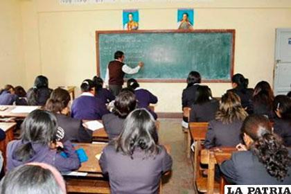 Hay gran expectativa de los jóvenes que quieren ser profesores