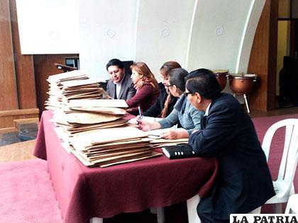 159 postulantes se presentaron para 13 ítems de médicos /GAMO