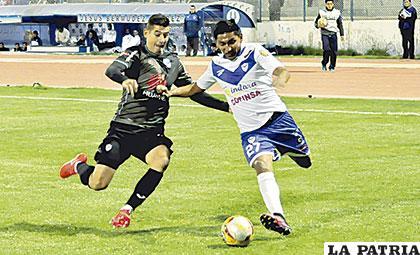 En su última visita a Oruro, Bolívar venció a San José (2-0) el 27/10/2016