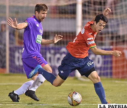 3-2 venció Wilstermann la última vez que jugaron en Cochabamba el 19/10/2016
