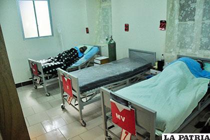 Existen 390 camas en el Hospital General San Juan de Dios /Archivo