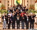 Evo anuncia que algunos de sus  ministros irán al servicio exterior