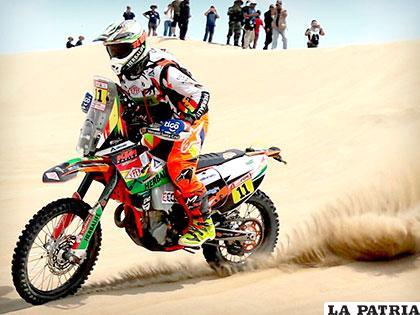 Arranca el Rally Dakar 2018 en Lima con 64 argentinos en competencia