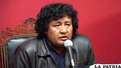 El diputado masista fue condenado a la cárcel por violador /ERBOL