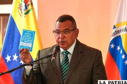 Cuerpos de seguridad respondieron al fuego de Óscar Pérez — Diosdado Cabello